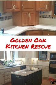 how to paint golden oak kitchen cabinets golden oak kitchen rescue oak kitchen painting oak