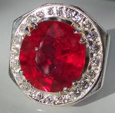 natural ruby rings images Amazing natural burmese ruby ring 16 90 carats quot perfect quot jpg