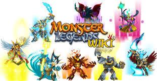 monster stats skills pictures monster legends wiki