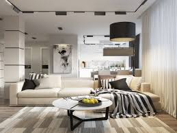 Black And White Home Interior 4 Beautiful Homes With A White Theme
