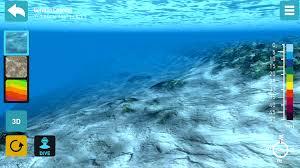 Ocean Maps Ocean Maps Creates 3d Interactive Dive Site Maps In Palau X Ray Mag