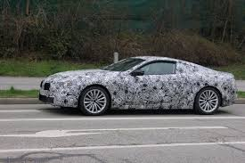 bmw 8 series coupe and convertible caught testing again
