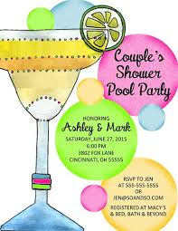 Couple S Shower Invitations Bridal Or Couples Shower Ajinvites Artfire Shop