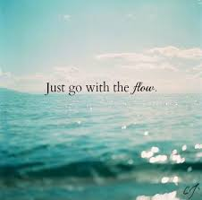 just go with the flow 3 we can t the wind but we can