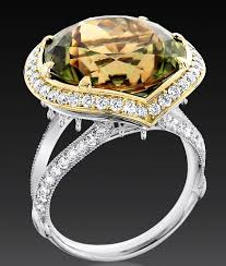 geode engagement ring box wow gorgeous zultanite gemstone and diamond ring 18k white and
