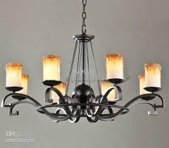 Black Iron Chandeliers Black Wrought Iron Chandelier Lighting Roselawnlutheran For