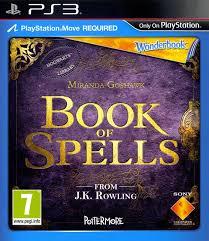 harry potter zaubersprüche buch ps3 wonderbook das buch der zaubersprüche book of spells kaufen