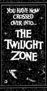 Image of Twilight Zone narrator