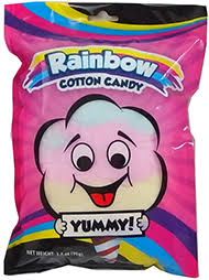 cotton candy bags wholesale cotton candy in bulk