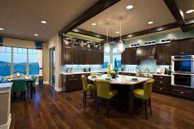 Contemporary Kitchen Kitchen Contemporary Kitchen Backsplash Ideas With Dark Cabinets