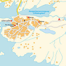 Scandinavia Map Map Sisimiut Denmark Maps And Directions At Map