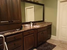 Painted Bathroom Cabinet Ideas Astonishing Painting Bathroom Cabinets Brown Best 25 Vanity