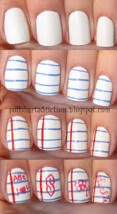 notebook nails perfect for back to nails nails