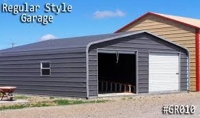 garages for sale custom metal installation