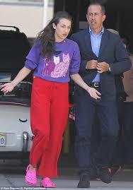 Jerry Seinfeld Halloween Costume Jerry Seinfeld Bickers Miranda Sings Filming Comedians