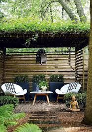 creating a zen garden using outdoor fountains planters and gravel