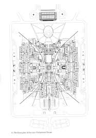 Floor Plan Of The House Plan Of Parliament House Canberra House Plan