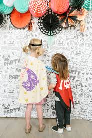 Halloween Mobile Craft by How To Craft A Boo Tiful Halloween Photo Backdrop Project Nursery