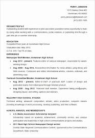 high school student resume template high school student resume templates best of model essays ready