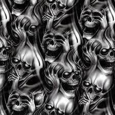 see no evil hear no evil skulls s104 dipdemon