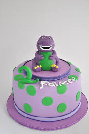 barney birthday cake rozanne s cakes single barney birthday cake
