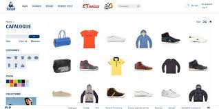 web shop design tips for a clean and minimal store design