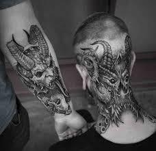 demonic tattoos best ideas gallery
