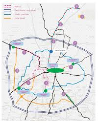 Banglore Metro Route Map by Embassy Springs Stanley At Devanahalli Bangalore North