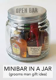 food gifts for men 53 coolest diy jar gifts other ideas in a jar diy