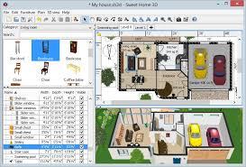 interior design computer programs sweet home 3d draw floor plans