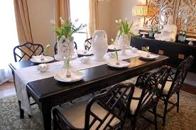 dining room table settings brilliant pan asian dining room ideas dining room table settings