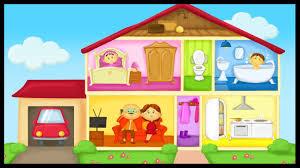 les chambres d une maison apprendre le vocabulaire de la maison