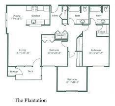 plantation floor plans the plantation floor plan 3 bedrooms the masters apartments al