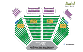 Red Rock Casino Floor Plan River Rock Casino Resort Richmond Tickets Schedule Seating