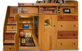 Play Bunk Beds 91 74 Play Study Loft Bed With 4 Stairs Kid Room Ideas