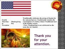 thanksgiving day презентация онлайн
