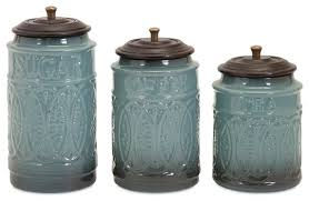 blue kitchen canisters teal kitchen canister sets laptoptablets us