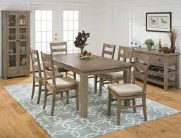 Pine Dining Room Set by Slater Mill Pine Chair And Table Set With Restoration Look