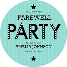 farewell party invitation 5 beautiful farewell party invitation cards design