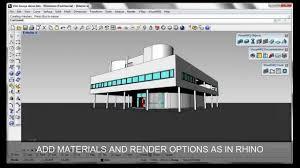 architektur software free visualarq 1 architecture tools for rhino overview