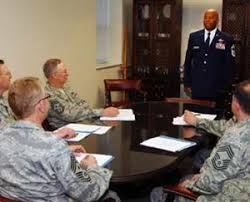 advice on how to prepare for a military promotion board