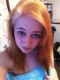 how to put red hair in on the dide with 27 pieceyoutube how i got my hair bright red