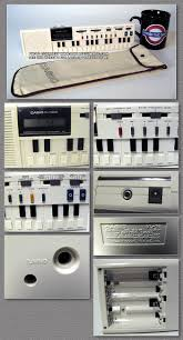 keyboard synthesizer vintage reference photo archive