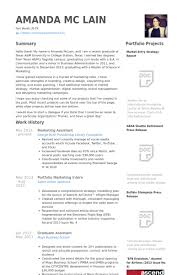 Library Assistant Resume Example by Marketing Assistant Resume Example Essaymafia Com