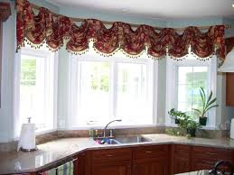 small window curtains designs bay window treatment small windows