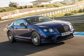 bentley suede 2018 bentley continental supersports cars exclusive videos and