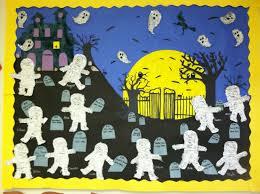 Halloween Math Crafts by Halloween Bulletin Board Idea 2 Halloween Math Pinterest