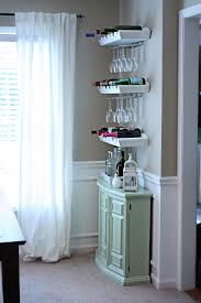 Antique Bar Cabinet Furniture Furniture Mounted Wall Vintage Bar Shelves And Cabinet Set For