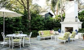 Backyard Fireplace Plans by Outdoor Fireplace Plans Free Patio Mediterranean With Antique