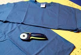 Upcycle Old Tshirts - 10 ways to upcycle old t shirts fiskars